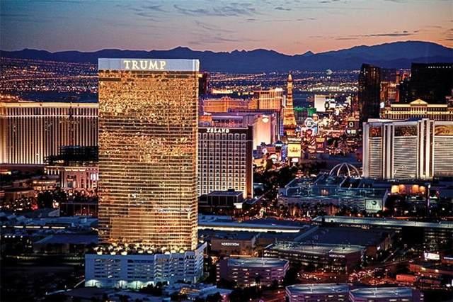 2000 Fashion Show Drive #5716, Las Vegas, NV 89109 (MLS #1323365) :: Hebert Group | Realty One Group