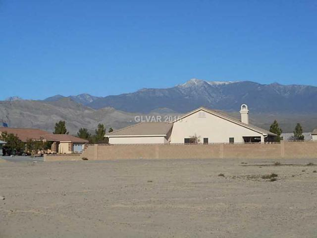 5081 E Chasemoor, Pahrump, NV 89061 (MLS #1584303) :: Trish Nash Team