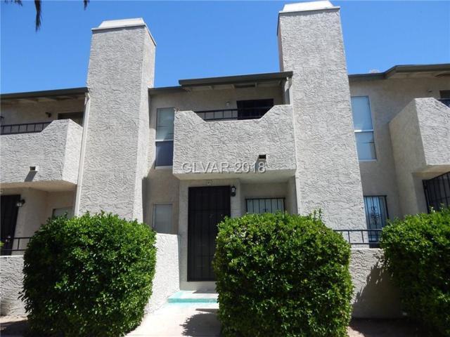 3790 Shirebrook #95, Las Vegas, NV 89115 (MLS #1803702) :: Signature Real Estate Group
