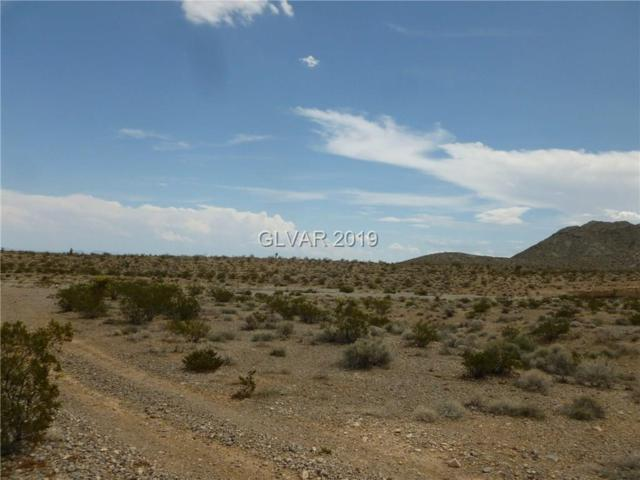 0 Great Basin Hwy 93, North Las Vegas, NV 89124 (MLS #1820171) :: Vestuto Realty Group