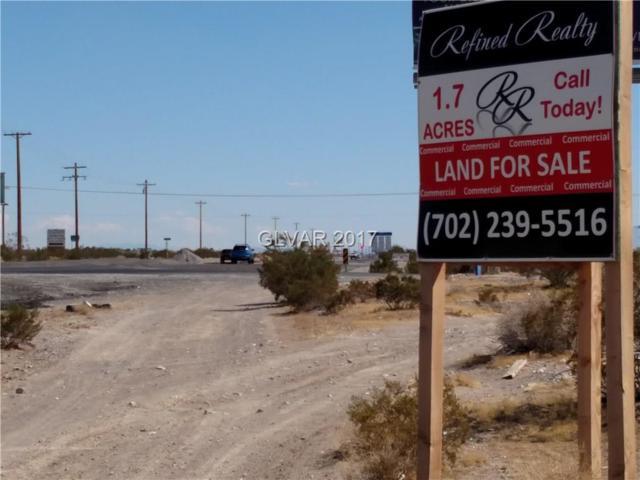 2130 N Nevada #160, Pahrump, NV 89048 (MLS #1829109) :: Trish Nash Team