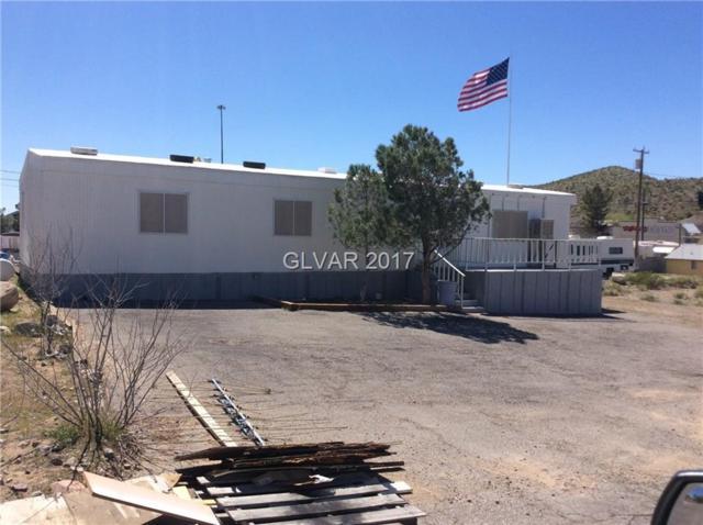 135 Gaviland, Searchlight, NV 89046 (MLS #1882271) :: Trish Nash Team