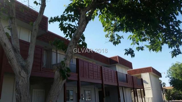 5324 Swenson #60, Las Vegas, NV 89119 (MLS #1889921) :: Signature Real Estate Group