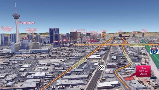1400 Western Avenue, Las Vegas, NV 89102 (MLS #1893870) :: Performance Realty