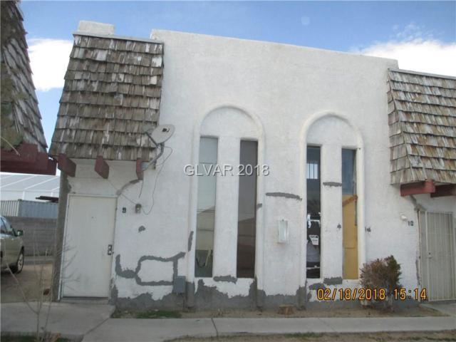 1720 Bonanza #9, Las Vegas, NV 89106 (MLS #1922227) :: Signature Real Estate Group