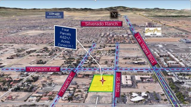 Giles Street, Las Vegas, NV 89123 (MLS #1923059) :: Vestuto Realty Group
