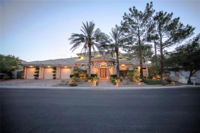 4943 Spanish Heights, Las Vegas, NV 89148 (MLS #1923979) :: The Snyder Group at Keller Williams Realty Las Vegas