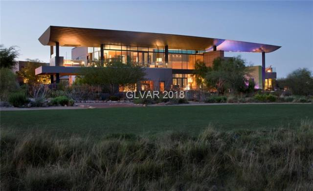 7 Sable Ridge, Las Vegas, NV 89135 (MLS #1929152) :: Vestuto Realty Group