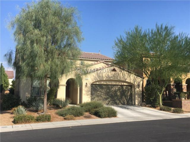 820 Fulford, Henderson, NV 89052 (MLS #1933851) :: Signature Real Estate Group