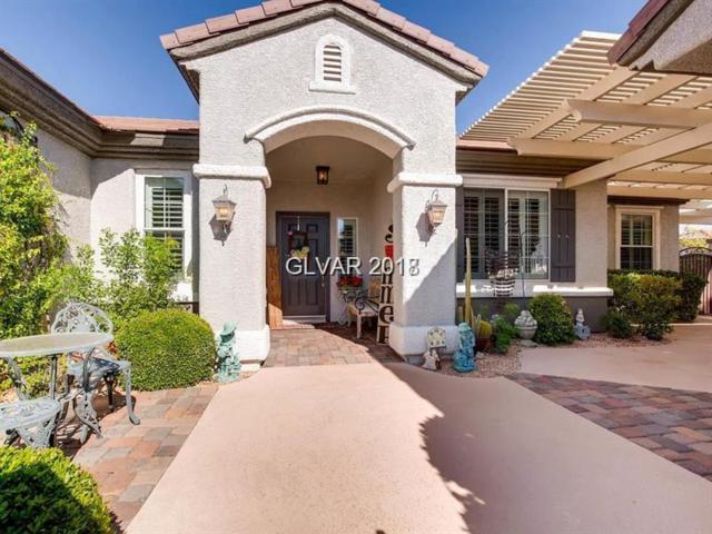 2301 Fossil Canyon, Henderson, NV 89052 (MLS #1941041) :: The Snyder Group at Keller Williams Realty Las Vegas