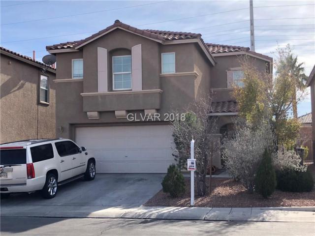 2509 Cockatiel, North Las Vegas, NV 89084 (MLS #1951480) :: Realty ONE Group