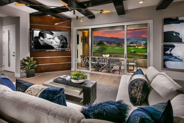 11280 Granite Ridge #1020, Las Vegas, NV 89135 (MLS #1952505) :: The Snyder Group at Keller Williams Realty Las Vegas