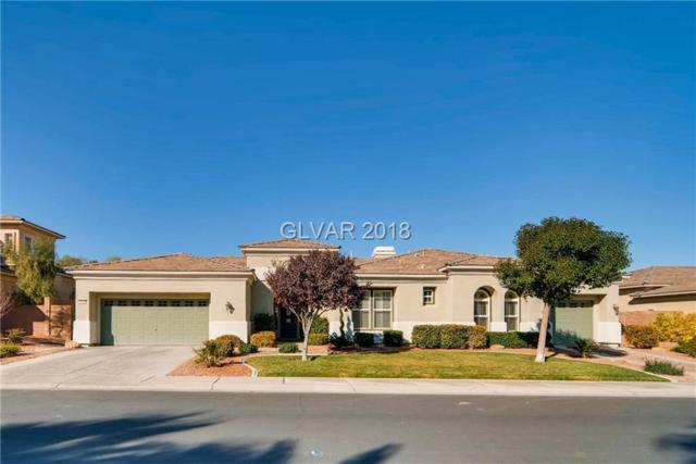 1724 Choice Hills, Henderson, NV 89012 (MLS #1953787) :: Realty ONE Group