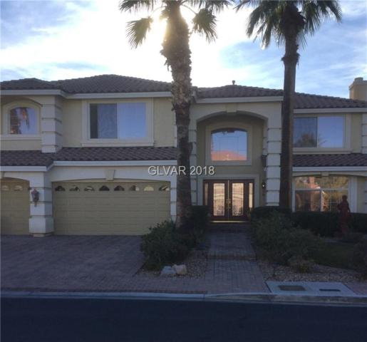 4175 Abernethy Forest, Las Vegas, NV 89141 (MLS #1957826) :: The Snyder Group at Keller Williams Realty Las Vegas