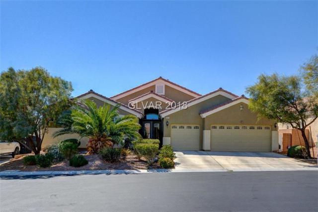 8127 Southern Comfort, Las Vegas, NV 89131 (MLS #1969744) :: Realty ONE Group
