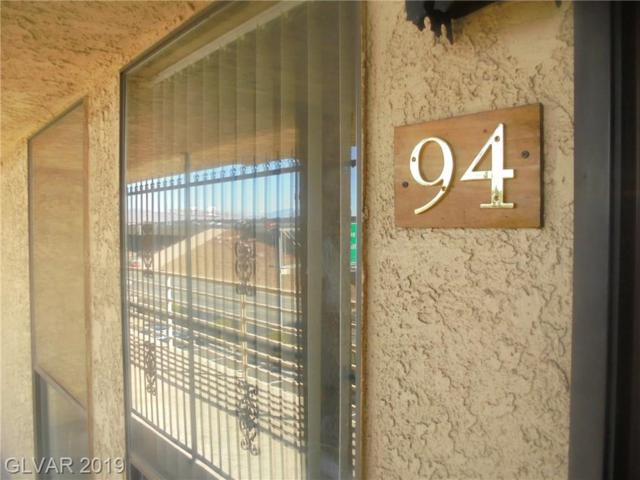 2221 W Bonanza #94, Las Vegas, NV 89106 (MLS #1976040) :: Trish Nash Team