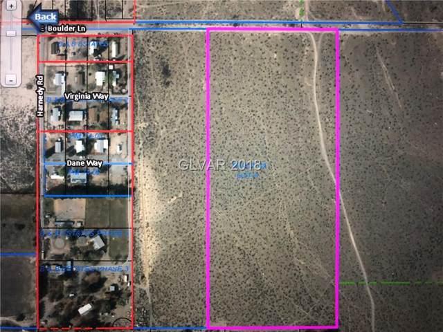Indian Springs 17.33 Acres, Indian Springs, NV 89018 (MLS #1976303) :: Billy OKeefe | Berkshire Hathaway HomeServices