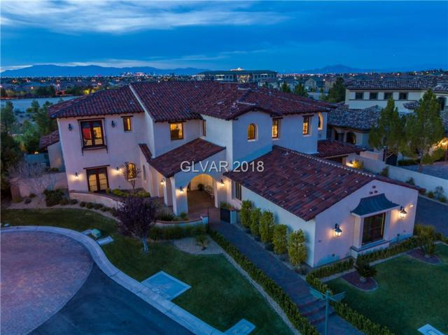 15 Quintessa, Las Vegas, NV 89141 (MLS #1978488) :: Vestuto Realty Group