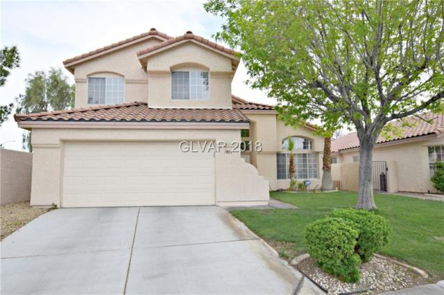 7801 Calico Flower Ave, Las Vegas, NV 89134 (MLS #1980353) :: Realty ONE Group