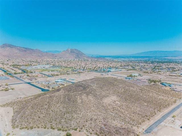 Gloria Mountain -, Henderson, NV 89002 (MLS #1990646) :: The Snyder Group at Keller Williams Realty Las Vegas