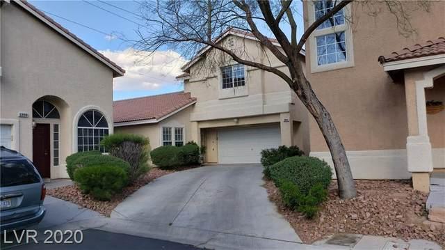 2314 Crooked Creek Avenue, Las Vegas, NV 89123 (MLS #1991007) :: Hebert Group | Realty One Group