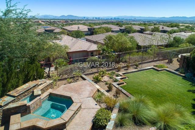 8 Windstone Ridge, Las Vegas, NV 89135 (MLS #1991912) :: Sennes Squier Realty Group