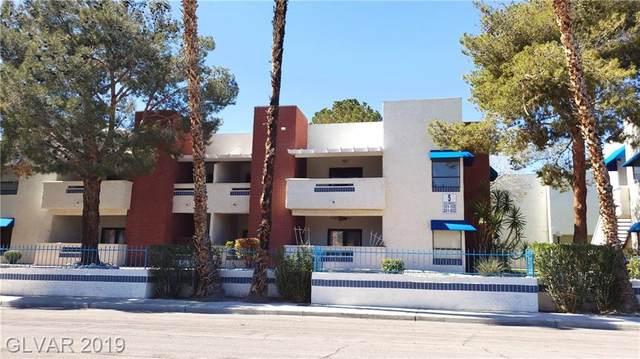 2643 Red Rock Street #201, Las Vegas, NV 89146 (MLS #1992717) :: Vestuto Realty Group