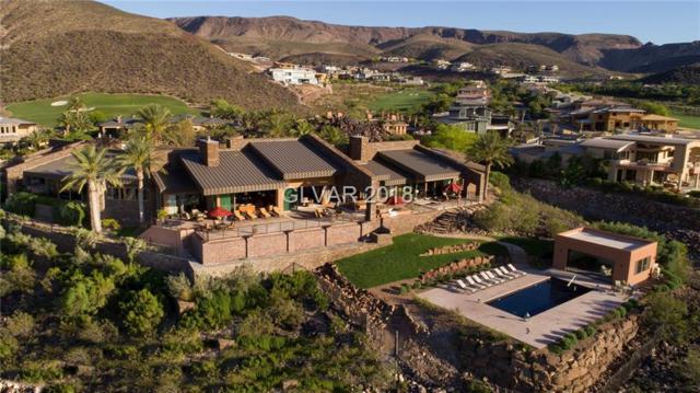 597 St Croix, Henderson, NV 89012 (MLS #1996400) :: The Snyder Group at Keller Williams Realty Las Vegas