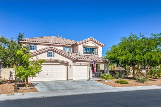 201 Rancho Maria, Las Vegas, NV 89148 (MLS #2004497) :: Vestuto Realty Group
