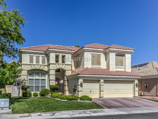 1405 Splendido, Las Vegas, NV 89117 (MLS #2009083) :: Vestuto Realty Group