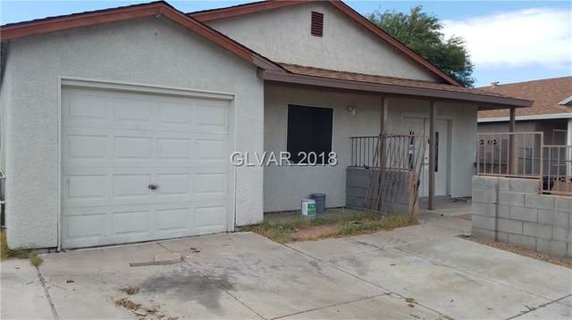 1929 Evelyn Avenue, Henderson, NV 89011 (MLS #2010728) :: Signature Real Estate Group