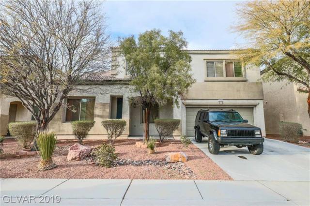 1712 Peyton Stewart, North Las Vegas, NV 89086 (MLS #2011074) :: Vestuto Realty Group