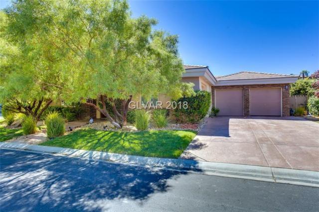 25 Cross Ridge, Las Vegas, NV 89135 (MLS #2011261) :: Sennes Squier Realty Group