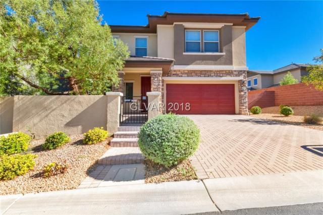 10647 Tranquil Glade, Las Vegas, NV 89135 (MLS #2011468) :: The Snyder Group at Keller Williams Realty Las Vegas