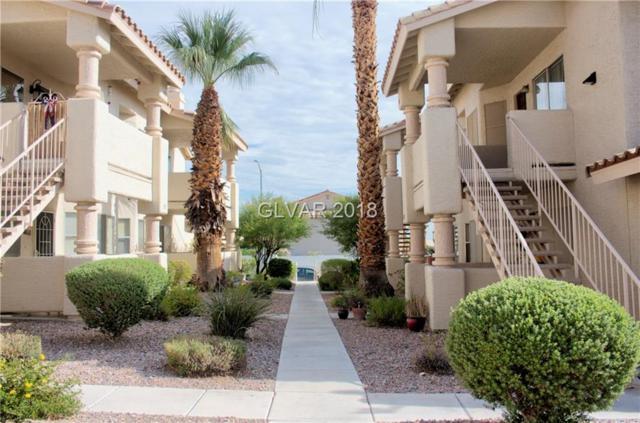 941 Falconhead #201, Las Vegas, NV 89128 (MLS #2011653) :: Sennes Squier Realty Group