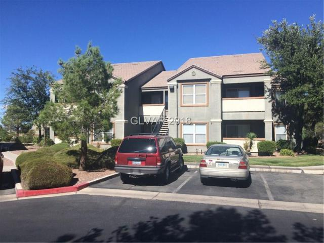 555 Silverado Ranch #1001, Las Vegas, NV 89183 (MLS #2013825) :: Trish Nash Team