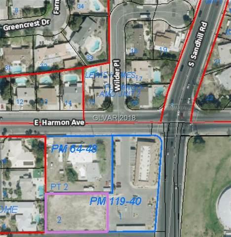 3765 E Harmon, Las Vegas, NV 89121 (MLS #2023416) :: The Mark Wiley Group | Keller Williams Realty SW