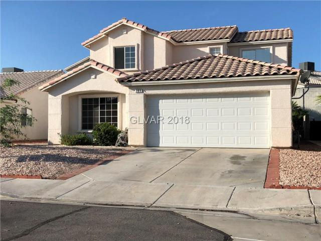 909 High Mountain, Henderson, NV 89015 (MLS #2031371) :: The Machat Group | Five Doors Real Estate