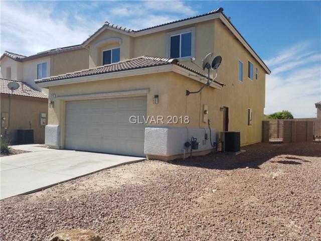 3715 Kit Fox, Las Vegas, NV 89122 (MLS #2035068) :: Vestuto Realty Group