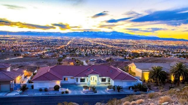 1740 Hardrock, North Las Vegas, NV 89156 (MLS #2036621) :: ERA Brokers Consolidated / Sherman Group