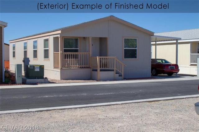 360 S Hilton Head, Pahrump, NV 89048 (MLS #2037176) :: The Snyder Group at Keller Williams Marketplace One