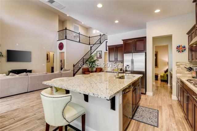 417 Rosina Vista, Las Vegas, NV 89138 (MLS #2038102) :: Vestuto Realty Group