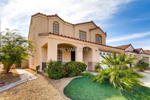 649 Moonlight Mesa, Henderson, NV 89011 (MLS #2039092) :: The Machat Group   Five Doors Real Estate