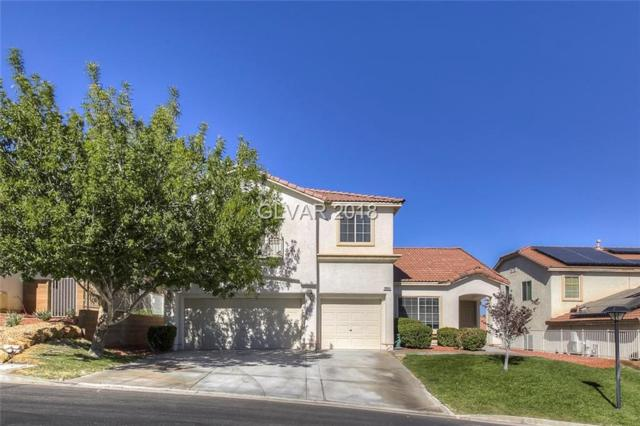 10654 Suffolk Hills, Las Vegas, NV 89129 (MLS #2041388) :: The Snyder Group at Keller Williams Marketplace One