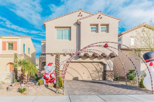 1120 Via San Pietro, Henderson, NV 89011 (MLS #2042128) :: Vestuto Realty Group