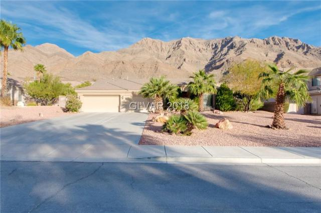 956 Evening Dew, Las Vegas, NV 89110 (MLS #2042134) :: The Machat Group   Five Doors Real Estate