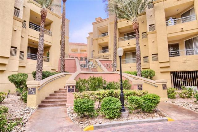 230 Flamingo #315, Las Vegas, NV 89169 (MLS #2042313) :: Sennes Squier Realty Group