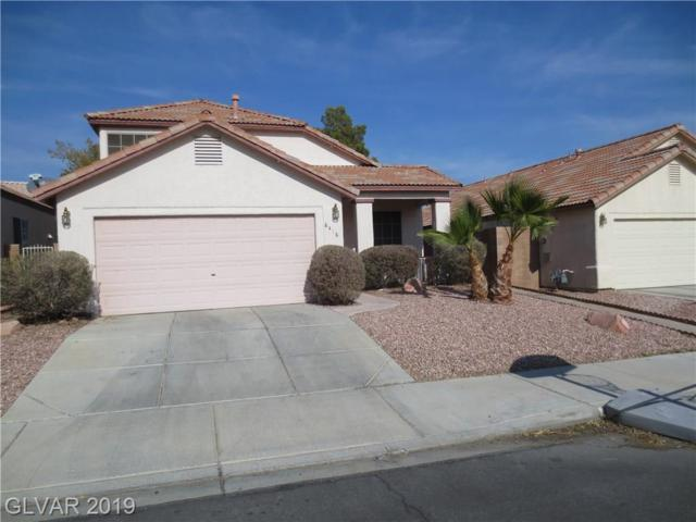 8416 Orchard Ridge Avenue, Las Vegas, NV 89129 (MLS #2043842) :: Five Doors Las Vegas
