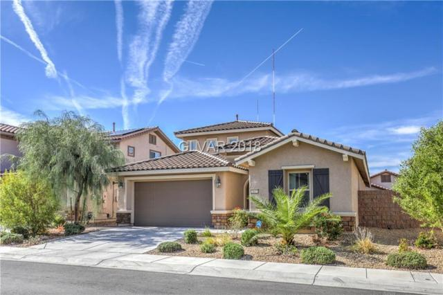 865 Via Del Cerchi, Henderson, NV 89011 (MLS #2045055) :: Vestuto Realty Group