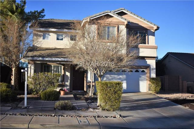 712 Smokey Mountain, Henderson, NV 89012 (MLS #2048011) :: The Snyder Group at Keller Williams Marketplace One
